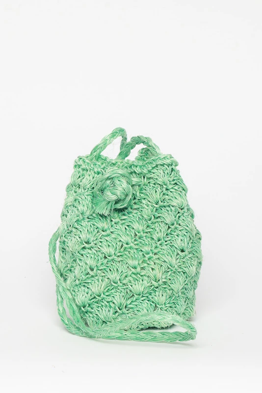 Marta Tiny Purse Mint (PRE-ORDER) -  - MODE Revolution -Sustainable Fashion