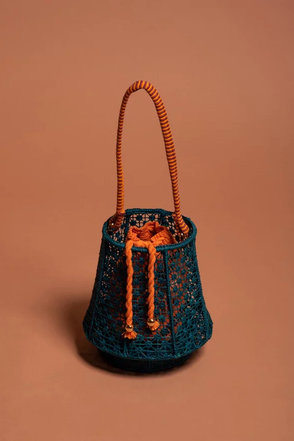 A Ànna Handbag (Made to Order) -  - MODE Revolution -Sustainable Fashion