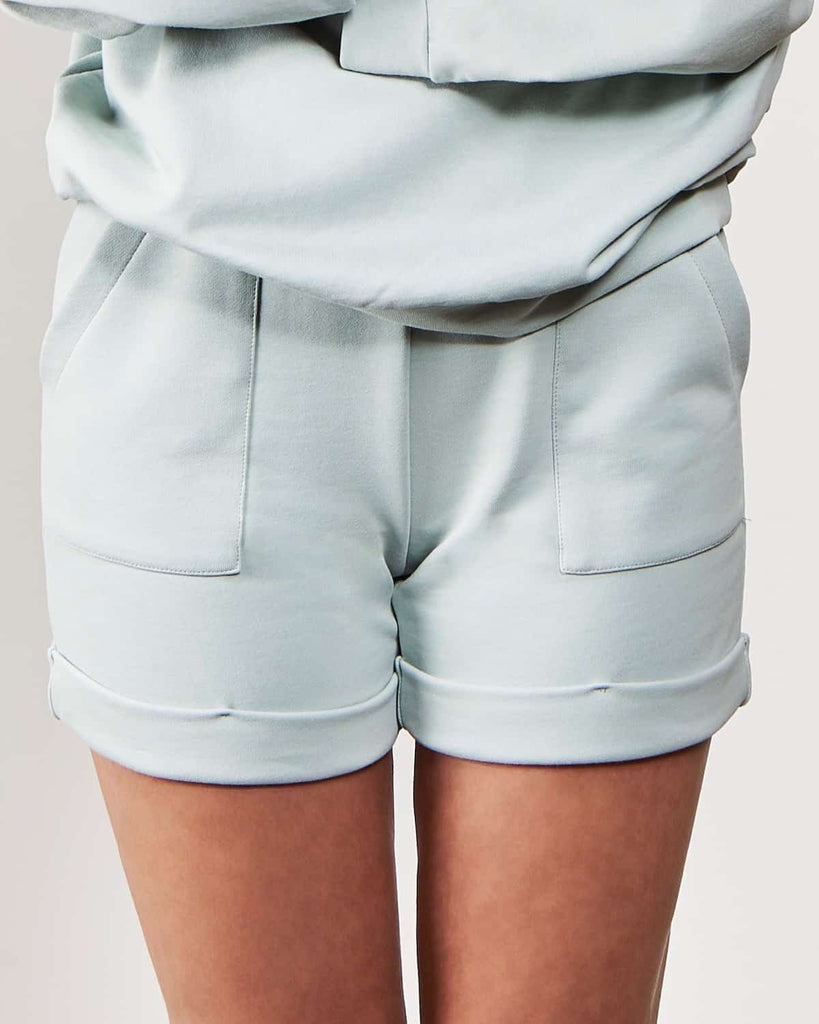 Rimini Shorts Mint -  - MODE Revolution -Sustainable Fashion