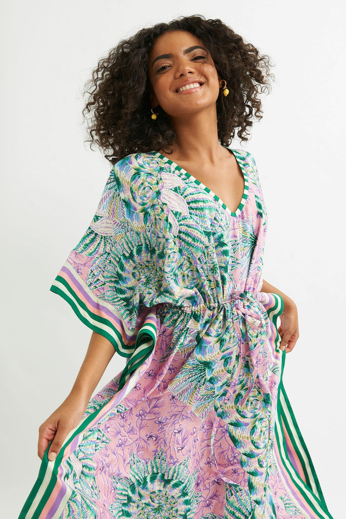 Caracol Kaftan -  - MODE Revolution -Sustainable Fashion