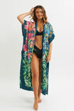 Aquaria Long Kimono -  - MODE Revolution -Sustainable Fashion