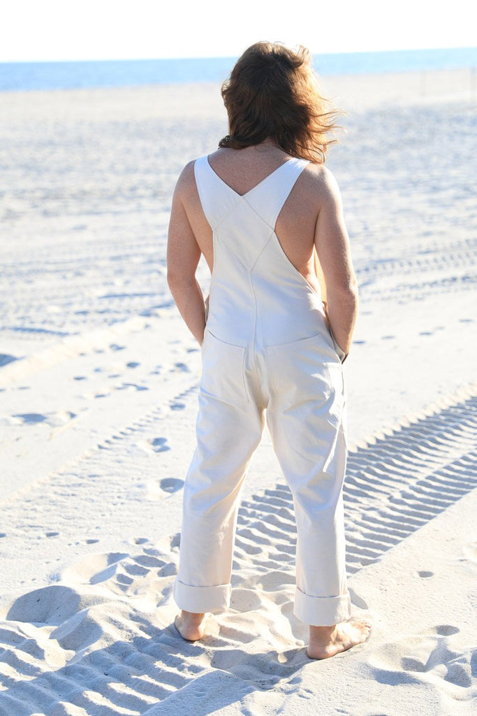 Revolution 'Rall, Organic Cotton - Natural - overall - MODE Revolution -Sustainable Fashion