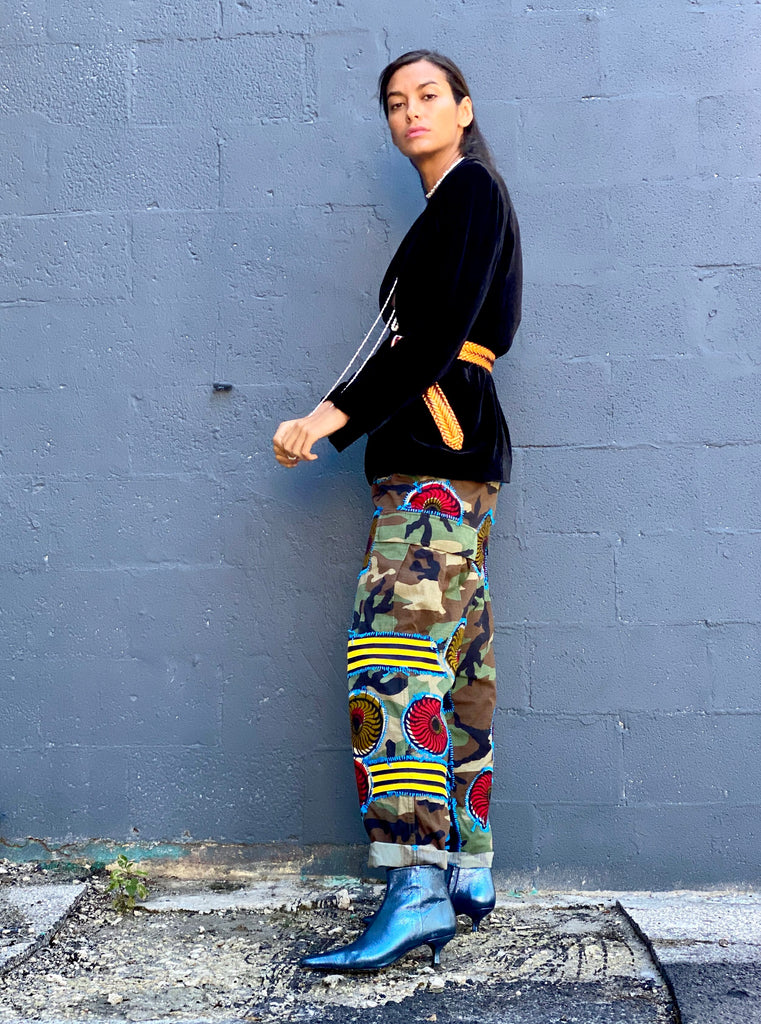 Be True To You Camo Pant -  - MODE Revolution -Sustainable Fashion