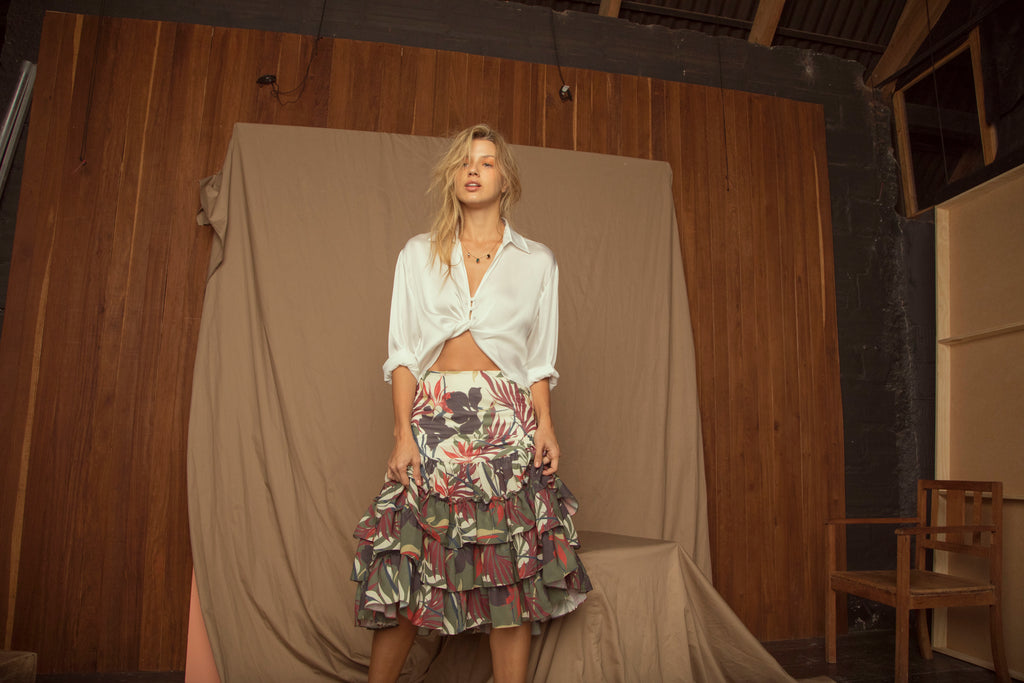 Idara Skirt -  - MODE Revolution -Sustainable Fashion