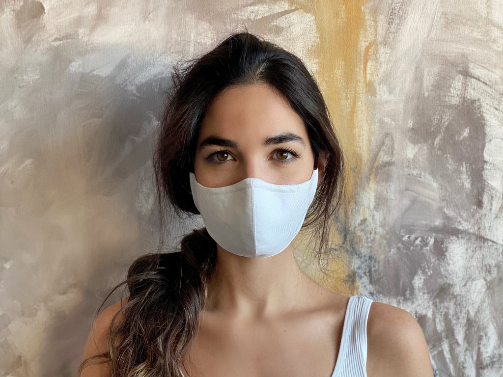 Cotton Face Mask -  - MODE Revolution -Sustainable Fashion