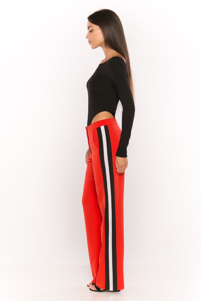 Joan Pants in Black -  - MODE Revolution -Sustainable Fashion