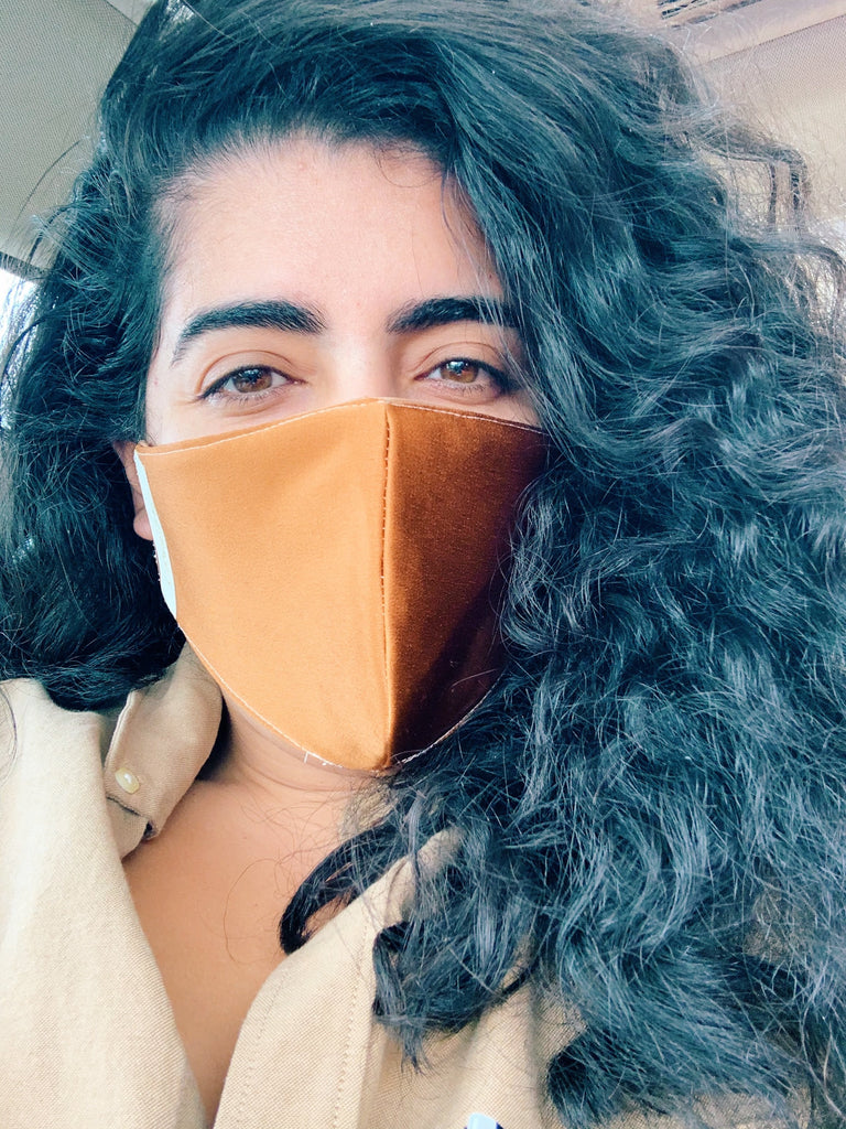 Casalima Face Mask -  - MODE Revolution -Sustainable Fashion