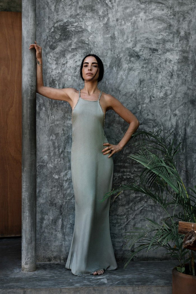 Beisanz Maxi Dress (Pre-Order) -  - MODE Revolution -Sustainable Fashion