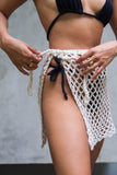 Open Weave Skirt - Beachwear - MODE Revolution -Sustainable Fashion