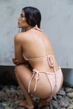Terry String Bottom - Beachwear - MODE Revolution -Sustainable Fashion