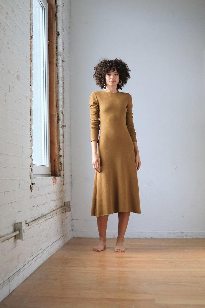 Tilda Dress, Recycled Cotton - dress - MODE Revolution -Sustainable Fashion