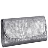 Didi Clutch - Silver -  - MODE Revolution -Sustainable Fashion