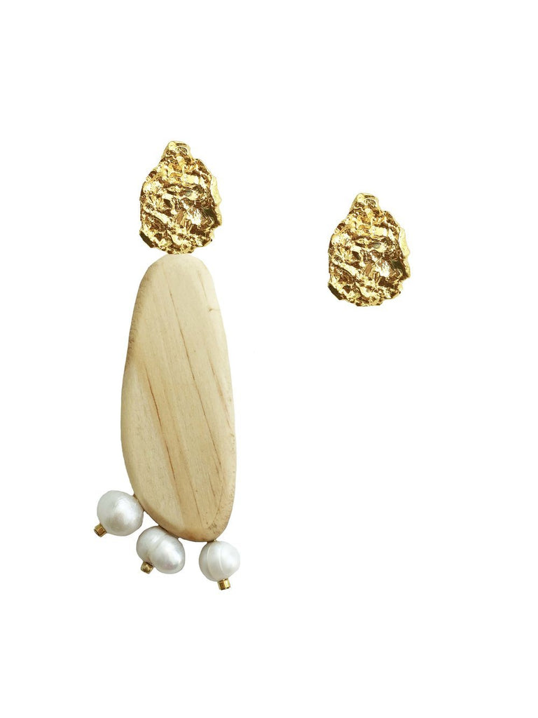 Kilya Earrings - Earrings - MODE Revolution -Sustainable Fashion