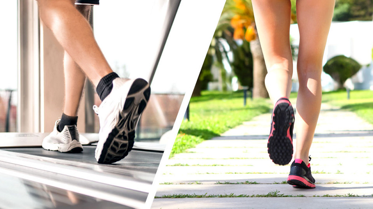 ▷ Treadmill vs. Walking Outside For Weight Loss
