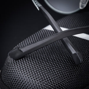 Bruno Dunn | Retro Aluminum Sunglasses | Space Grey - Tienda Coconut