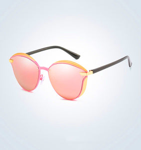 Bruno Dunn | New Generation Cat Eye Sunglasses | Pink - Tienda Coconut