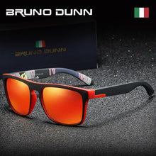 Load image into Gallery viewer, Bruno Dunn | Polarized Sunglasses | Red Tortoiseshell - Tienda Coconut
