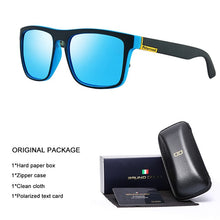 Load image into Gallery viewer, Bruno Dunn | Polarized Sunglasses | Blue Horn - Tienda Coconut