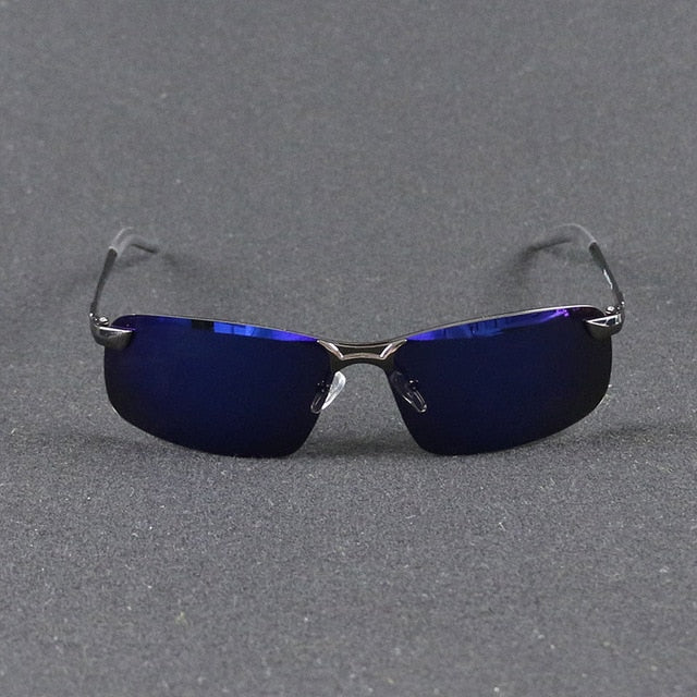 Bruno Dunn | Sports MLB Deluxe Sunglasses | Blue - Tienda Coconut