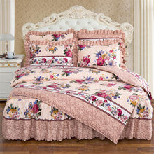 Load image into Gallery viewer, Bedspread Queen Bed Skirt Thickened Sheet