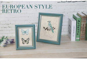 Europe style Frame on Table Home