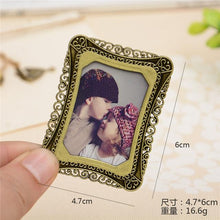 Load image into Gallery viewer, Europe MINI Retro Photo Frame Decorative