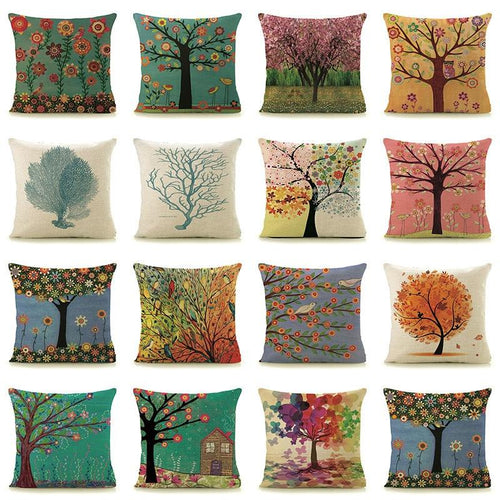 Amazon/eBay print home decorative pillows