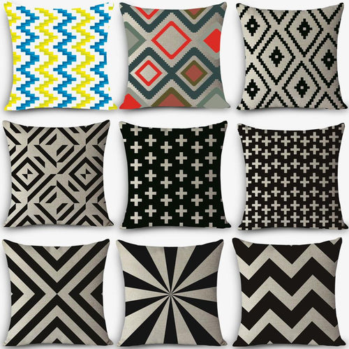 Print Home Decorative Throw Pillow