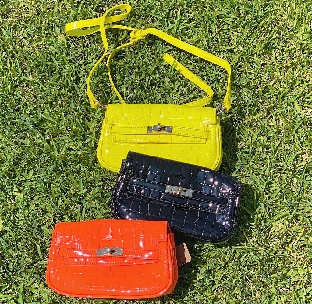 Jenna Bag (yellow)