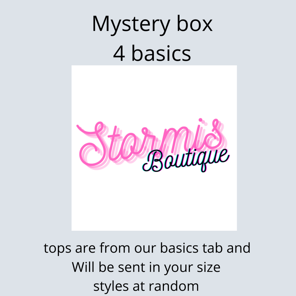 Basics Box (4 items)