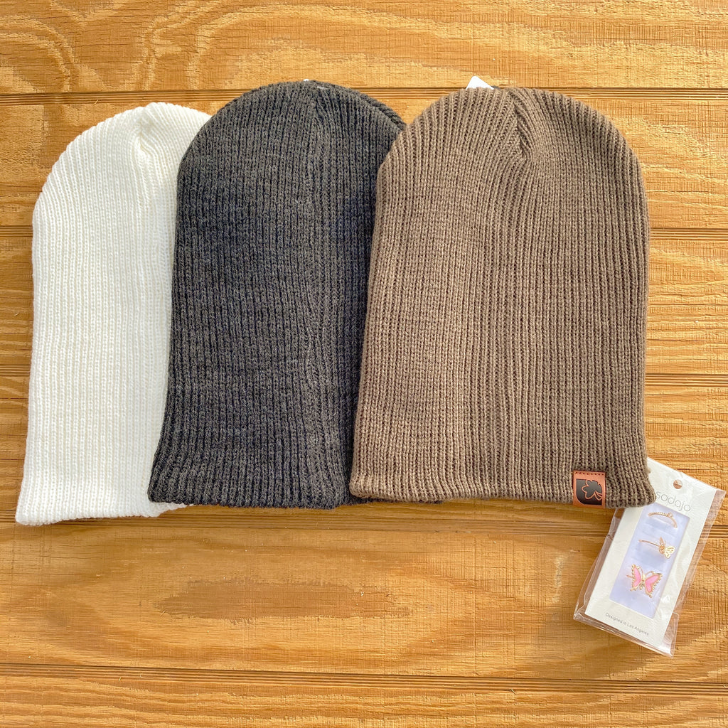 Gigi beanies (multiple colors)