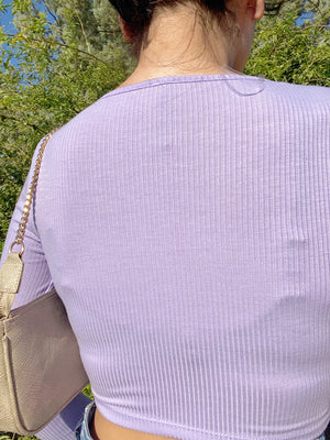 Emma long sleeve (lavender)