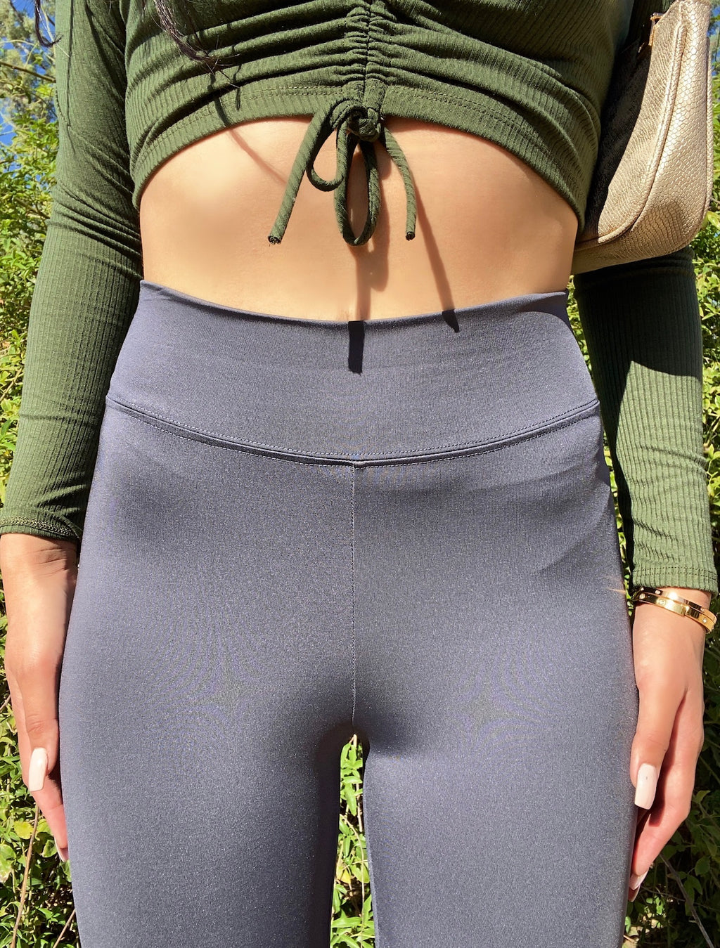 Ang leggings (charcoal)