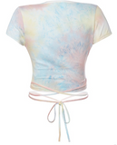 Stormi Cotton Candy Top