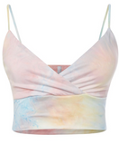 Sky Cotton Candy Top