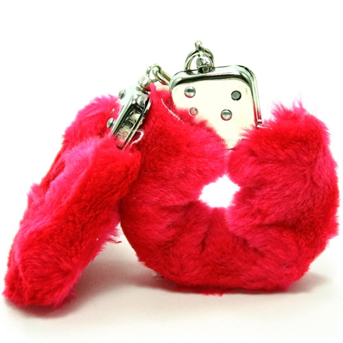 Plush Love Cuffs - Red GT2089-2