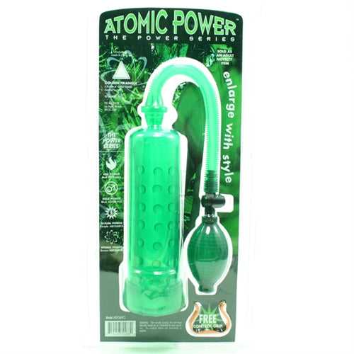 Atomic Power Pump - Green GT569