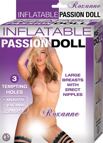Inflatable Love Doll Roxanne - Flesh NW2581