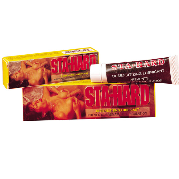Sta-Hard Desensitizing Lubricant .5oz