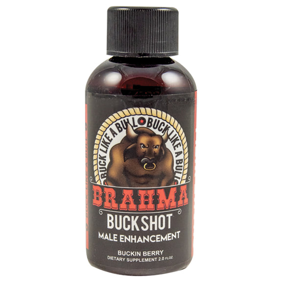Brahma Buckshot Male Enhancement-Berry 2oz