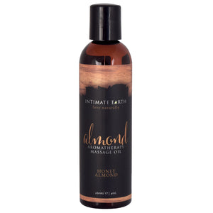 Intimate Earth Aromatherapy Oil Almond-Honey Almond 4oz