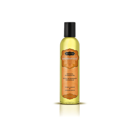 Aromatics Massage Oil - Sweet Almond - 2 Fl Oz KS10275