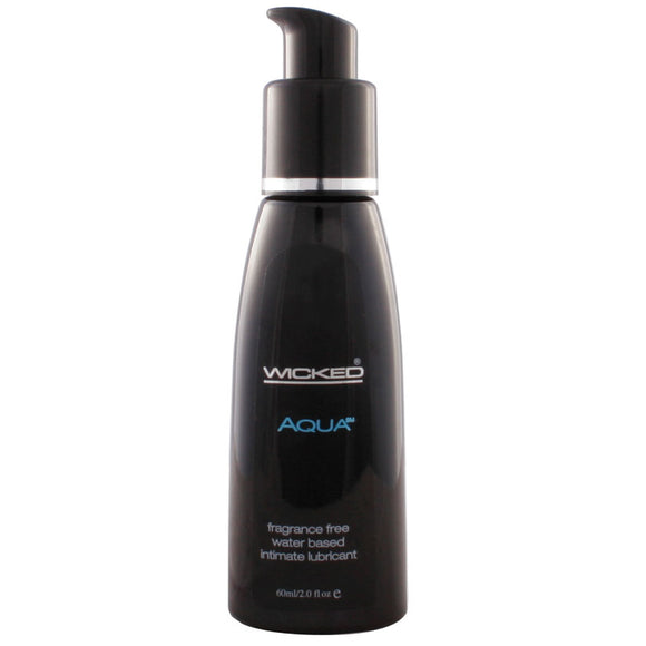 Wicked Aqua Lubricant 2oz