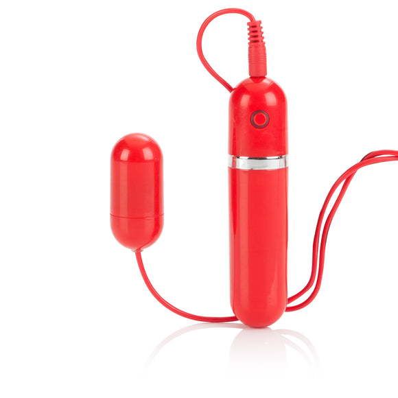 10-Function Adonis Vibrating Strokers - Red SE0970103