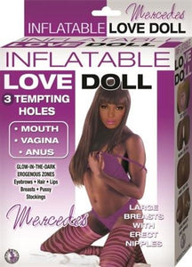 Inflatable Love Doll - Mercedes NW2621