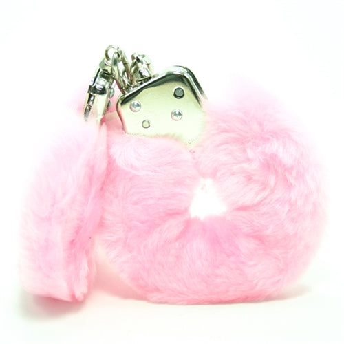 Plush Love Cuffs - Pink GT2089-1