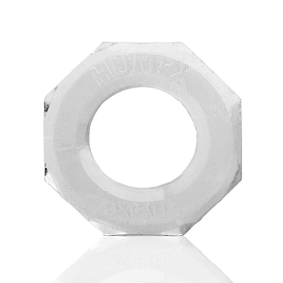 Humpx Super-Stretch Cockring - Clear OX-3039-CLR