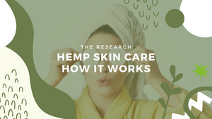hemp skin care oil nz