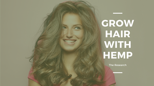 hemp oil helps hair growth loss