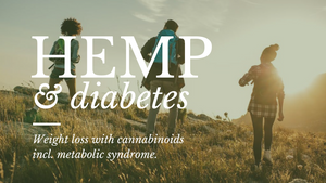 benefits of cannabinoids diabetes weight loss